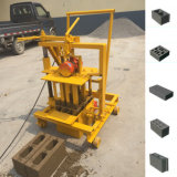Machine manuelle de bloc concret pour la construction de Chambre