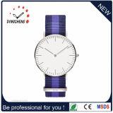Wristwatch кожаный планки диаманта повелительниц способа
