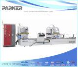 A estaca de alumínio do perfil do CNC considerou para a máquina da porta do indicador de alumínio