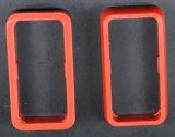 FDA Rood Silicone/het Rubber Verzegelen van de Delen van Pakkingen Vmq
