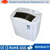 Ropa de bebé portátil mini lavadora de carga de la parte superior de la bañera gemela