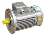 三相非同期モーターを収納するアルミ合金