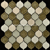 Mosaico de cerámica del melocotón 2016 del hielo popular del crujido (OYT-S022)