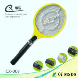 LED Light Push Round Plug를 가진 Ypd Electric Mosquito Bat