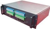 Amplificador de alta potencia Pon CATV EDFA 64 puertos 1310 1490 1550 Wdm combinador