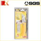 Cuchillo utilitario de Stanley del mejor de la calidad de las herramientas de la ayuda del uso del cuchillo rescate multi de las herramientas