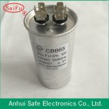 Cbb65A-1 450V 60UF 5% Compressor Capacitors Cbb65 50/60Hz 125*50 Size Air Condition Start Capacitor