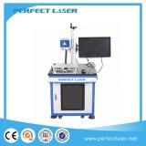 La machine d'inscription de laser de fibre de crayon lecteur la plus élevée en métal de vitesse à vendre