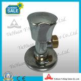 Válvula de ángulo Stock latón para fontanería (YD-I5022)