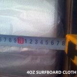 fibre de verre Twisted de tissu de la fibre de verre 4oz pour la planche de surfing