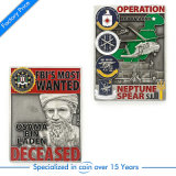 Soem-kundenspezifische Polizei-Militärmünze für Förderung-Geschenke
