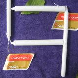 Vela blanca del hogar de Aoyin 38g/vela blanca pura de la vela/pilar con precio barato