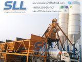 linha de produção 25m3/H concreta automática misturador de cimento do concreto