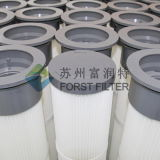 Forst Cement Silo Pleated Bag Silo Filters