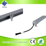 IP67 Single Color 12W LED encaixou Wall Washer