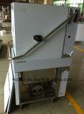 Eco-F1 de Machine van de Afwasmachine van de Transportband van de Mand van het Type van Kap van de fabriek