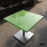 Журнальный стол Kkr твердый поверхностный выполненный на заказ квадратный (V70216)
