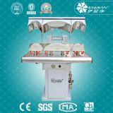 Vapeur industrielle de Flatwork Ironer de drap de blanchisserie d'hôtel appuyant la machine de panneau repassant/Tableau