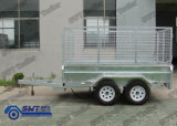 ATM 2t의 10X5ft Hydraulic Tipper Trailer