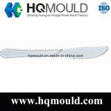 Moulage par injection en plastique de couteau de vaisselle de QG