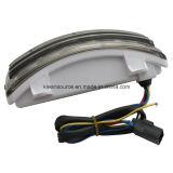 LED Aux Running Smoke Brake Light mit Turn Signals für Harley Street Glide Flhx Tri-Bar