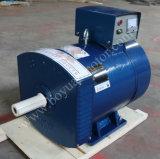 St generatore sincrono a tre fasi della STC e monofase di CA con la puleggia