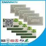 Trace de détection de l'étiquette Ntag213 de NFC