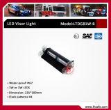 Luz de advertência montada indicador da viseira do diodo emissor de luz (LTDG81W-B)