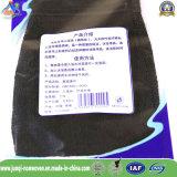 Guanto non tessuto Exfoliating nero del bagno con il Marocco