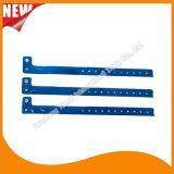 Vinylunterhaltungs-Band Identifikation-Armband-FestivalWristbands (E607053)