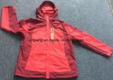 Куртка женщин нагретая, куртка зимы, Nylon куртка