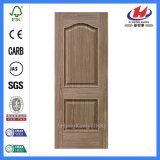 Pelle di legno decorativa del portello dell'impiallacciatura di MDF/HDF (JHK-M01)