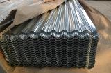 Плитка окружающей среды содружественная холоднопрокатная гальванизированная Corrugated для Колумбии