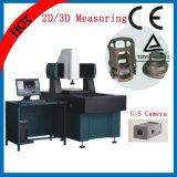 CNC het Grote/Kleine Video Meetinstrument van de Reis met de Lijst van het Witmetaal