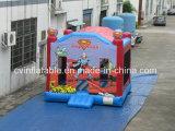 Aufblasbarer Supermann-aufblasbares Schloss