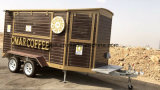 Bewegliche Küche Van für Verkauf Saudi-Arabien