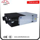 Pm 2.5 Unidade de trocador de calor total de ar fresco
