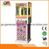 Arcada de madera del rescate de la máquina expendedora de la cápsula de la grúa del mini juguete para la venta