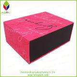 Складывая коробка дух подарка бумаги упаковки с окном