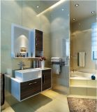 Belüftung-weißer angestrichener Badezimmer-Schrank (wy-005)