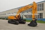 Землечерпалка землечерпалки R350LC-9V Hyundai тяжелая