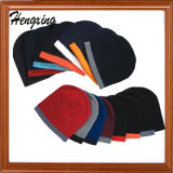 Kundenspezifische Stickerei gestrickte Schutzkappen und Beanie-Hüte