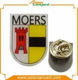 Abnehmer-Entwurfs-Firmenzeichen-Metallabzeichen