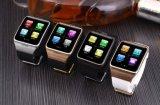 Bluetoothの移動式腕時計はLG128タッチ画面Bt 3.0のリモート・コントロールカメラが付いているスマートな電話腕時計に電話をかける