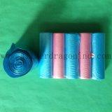 Eco-Friendly мешки погани LDPE пластичные на крене, мешке отброса