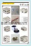 Séparateur magnétique, aimant permanent de Rod pour la céramique, pouvoir, extrayant