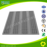 Grey Plastic EU Container for Autoparts Use