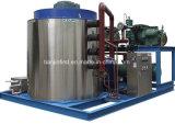 Schnelle Gefriermaschine-Edelstahl-Eis-Flocken-Hersteller-Maschine