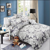 Softly printed Duvet Cover Bed Sheet Bedding set