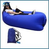 Saco de ar preguiçoso do sono do saco que enche rapidamente o sofá preguiçoso inflável